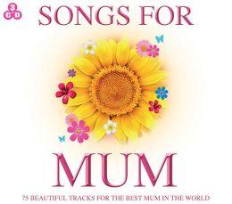 Songs for Mum