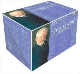 The Tchaikovsky Edition [60 CD + CD-ROM]
