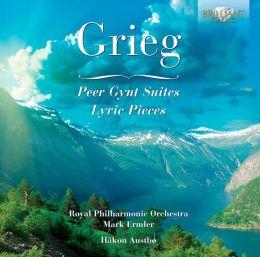 Grieg: Peer Gynt Suites; Lyric Pieces