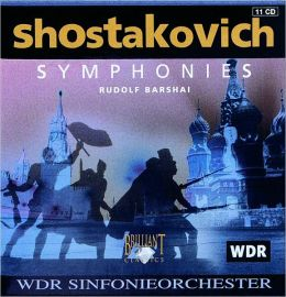 Shostakovich: Symphonies [Box Set]