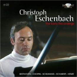 Christoph Eschenbach: The Early Recordings