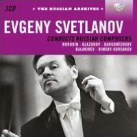Evgeny Svetlanov conducts Russian Composers