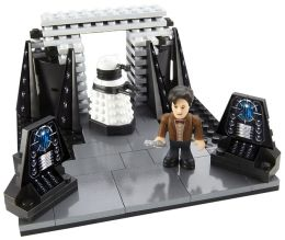 Doctor Who/Character Building/Dalek Progenitor Room Mini Set