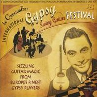 Le Quecumbar International Gypsy Swing Guitar