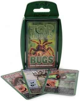 Top Trumps USA - Bugs Pack