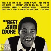 The Best of Sam Cooke cover