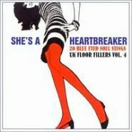 She's a Heartbreaker: 20 Blue Eyed Soul Stings UK Floor Fillers, Vol. 4