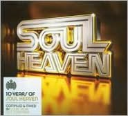 10 Years of Soul Heaven Complied and Mixed By Louie Vega