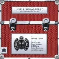 Live and Remastered: 20th Anniversary Box Set