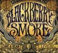 CD Cover Image. Title: Leave a Scar: Live North Carolina [Indie Exclusive Red Vinyl], Artist: Blackberry Smoke
