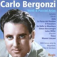Carlo Bergonzi sings Verdi & Puccini Arias