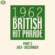 1962 British Hit Parade, Pt. 2: July-December [Fantastic Voyage]