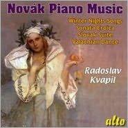 Vítezslav Novák: Piano Music