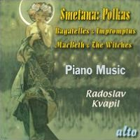 Smetana: Polkas, Bagatelles & Impromptus; Macbeth & The Witches