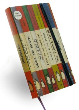 Classics Bookshelf Bound Lined Journal Small (3.5x5.75)