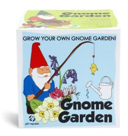 SOW & GROW Gnome Garden Growing Kit