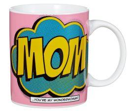 Comic Book Mom Mug, 12 oz.