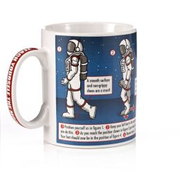 Moonwalk Dance Mug