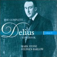 The Complete Delius Songbook, Vol. 2