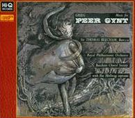 Grieg: Music for Peer Gynt