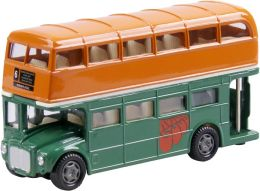 The Beatles Famous Covers 1:43 Scale Diecast Bus: Rubber Soul Album