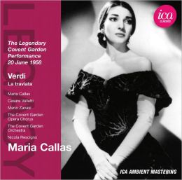 Verdi: La Traviata - Legendary Covent Garden Performance 20 June 1958