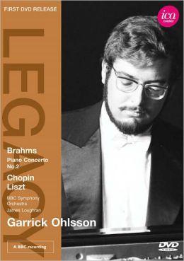 Garrick Ohlsson: Brahms/Chopin/Liszt