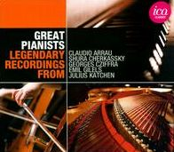 Great Pianists: Legendary Recordings