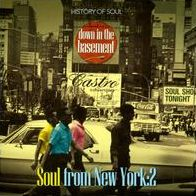 Down In The Basement : Soul From New York, Vol. 2