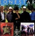 CD Cover Image. Title: Lonestar & Crazy Nights, Artist: Lonestar