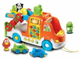 Vtech Infant Pull & Learn Car Carrier