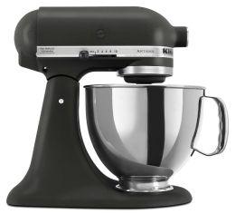 KitchenAid® KSM150PSBK Artisan® Series 5-Quart Tilt-Head Stand Mixer, Imperial Black