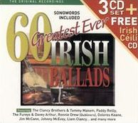 60 Greatest Ever Irish Ballads