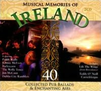 Musical Memories of Ireland