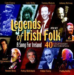 Legends of Irish Folk: A Song for Ireland