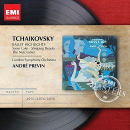 Tchaikovsky: Ballet Highlights - Swan Lake, Sleeping Beauty, The Nutcracker