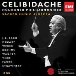 Celibidache, Vol. 4: Sacred Music & Opera