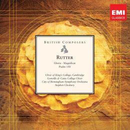 John Rutter: Gloria; Magnificat; Psalm 150