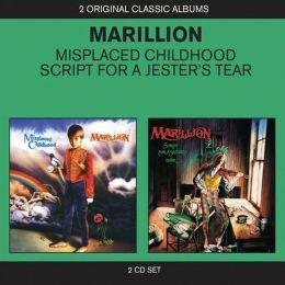 Misplaced Childhood/Script for a Jester's Tear