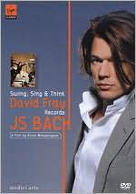 Swing, Sing & Think: David Fray Records J.S. Bach