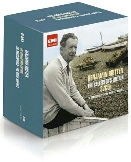 Benjamin Britten Collector's Edition [Box Set]