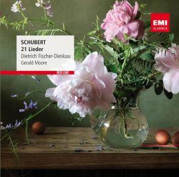 Schubert: 21 Lieder