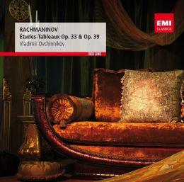 Rachmaninov: Études-Tableaux Opp. 33 & 39