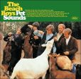 CD Cover Image. Title: Pet Sounds [LP 2008], Artist: The Beach Boys