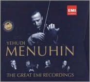 Yehudi Menuhin: The Great EMI Recordings