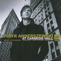 Piotr Anderszewski at Carnegie Hall