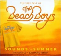 Sounds of Summer: The Very Best of the Beach Boys [X-Large T-Shirt]