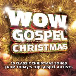 Wow Gospel Christmas [15-Track]