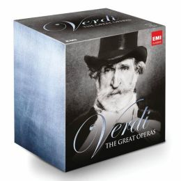 Verdi: The Great Operas [EMI]