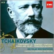 Tchaikovsky: Symphonies Nos. 1-6; Manfred Symphony; Romeo and Juliet; Francesca da Rimini [Box Set]